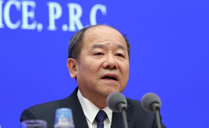 寧吉喆:中美經貿協議達成對全世界經濟發展預期都有好處