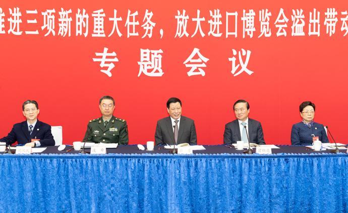 上海市長應勇:把重大機遇和制度創新紅利轉化為發展強大動力