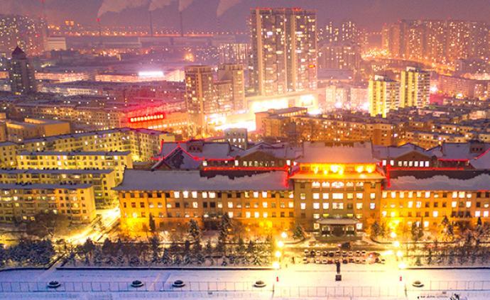 黑龙江:去年GDP为13612.7亿元,同比增长4.2%