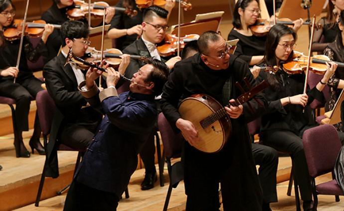 """""""中国味""""十足,上海交响乐团在新春音乐会里迎接鼠年"""