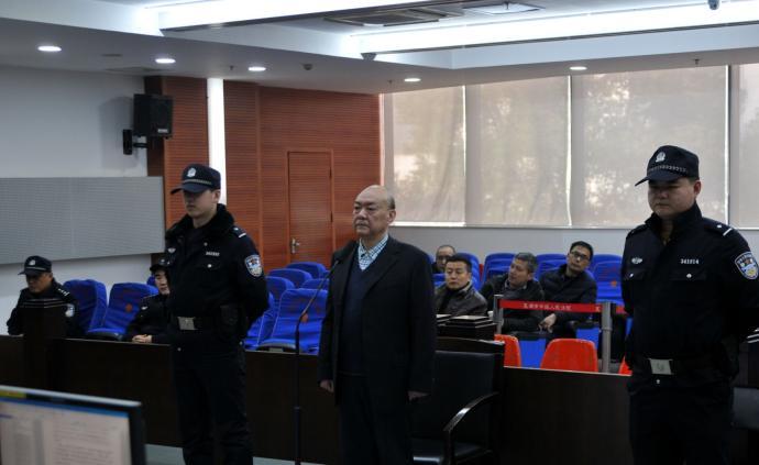 安徽省供销社原理事会主任钱斌受审,被控受贿799万余元