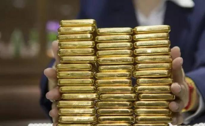 去年我国黄金产量380.23吨,消费量1002.78吨