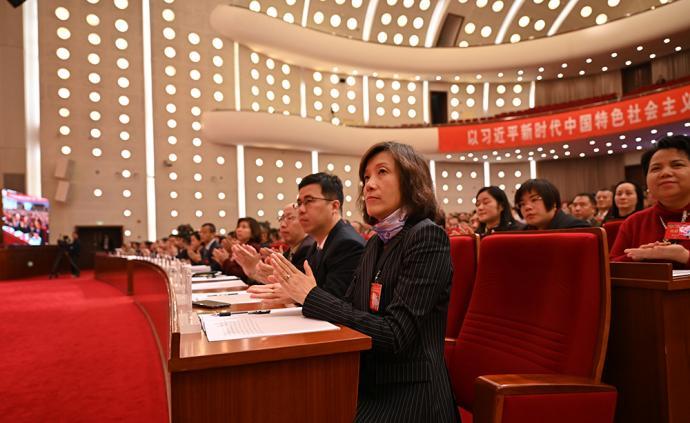 上海市政協十三屆三次會議共收到提案860件
