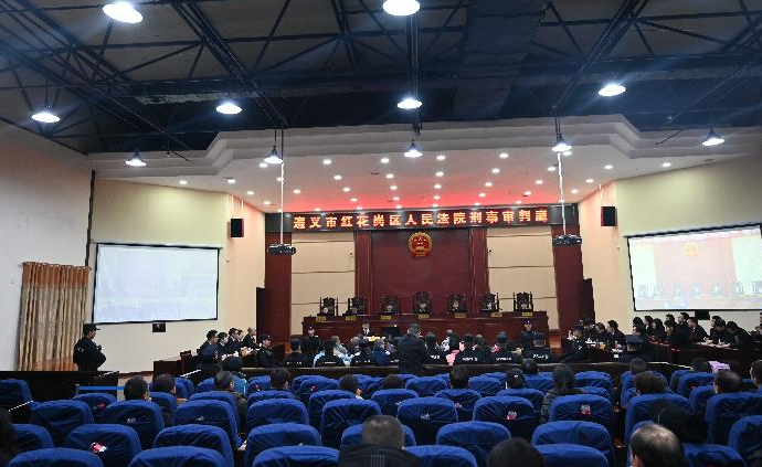 贵州遵义欧亚医院涉恶案一审宣判:首犯韩文龙获刑20年