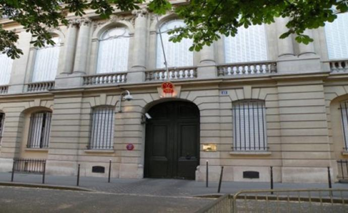 武汉女子吃退烧药混过安检进入法国?驻法大使馆已联系当事人