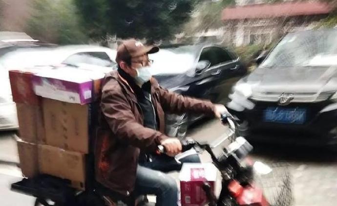 快递公司应对疫情新招:建议武汉当地用户通过快递柜自寄自取