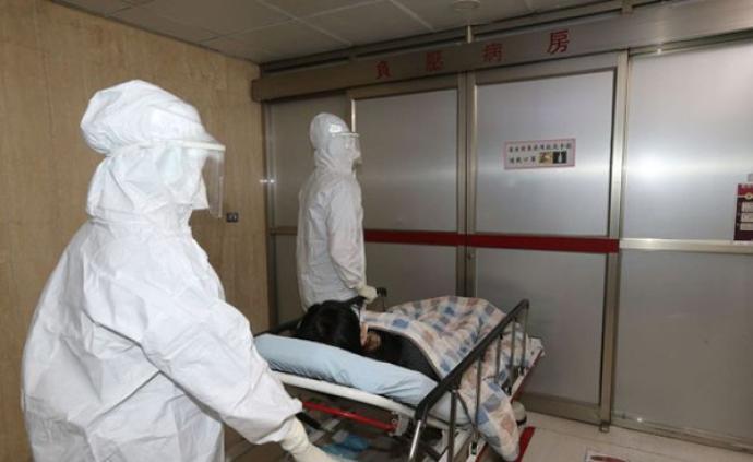 臺灣確診第4例新型冠狀病毒肺炎病例:患者曾在武漢旅游