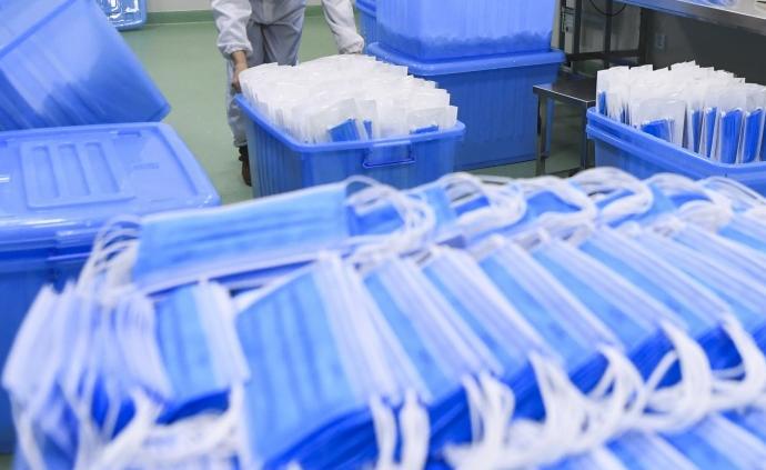 吉利设2亿元疫情防控专项基金,首批25万只口罩从瑞典发出