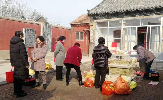 時差|山東淄博:流動的空間與不動的人