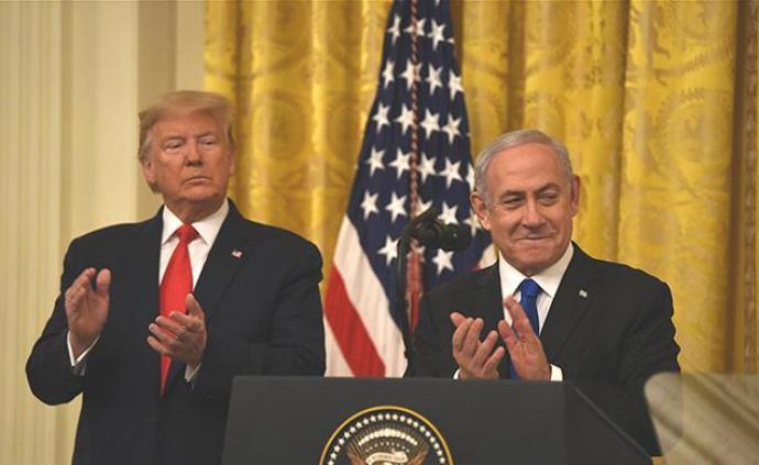 """特朗普的""""中东和平计划""""为何只是一场""""海湖庄园秀""""?"""