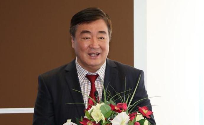 邢海明履新中國駐韓國大使