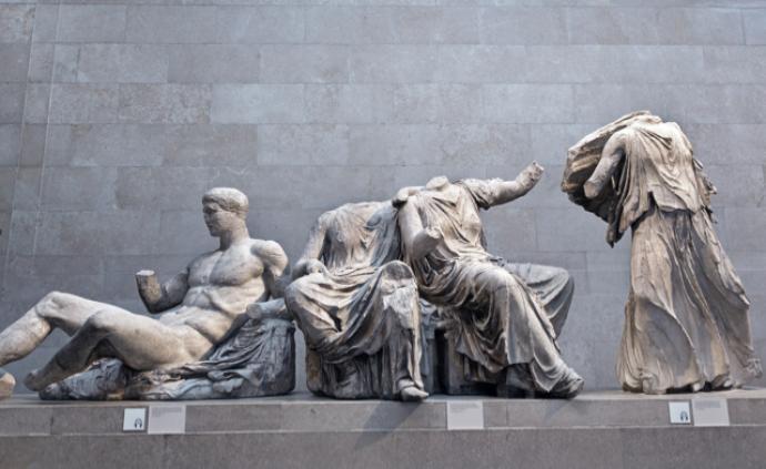 英國脫歐,希臘再次要求歸還帕特農神廟雕塑