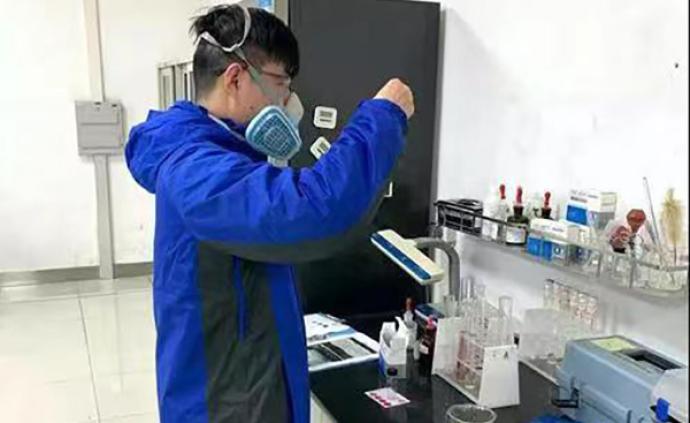 防控新冠肺炎:廣州五千人次堅守污水處理一線,嚴守水防線