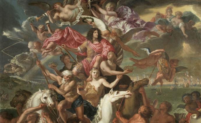 泰特不列顛美術館展巴洛克藝術:17世紀的權力與幻想