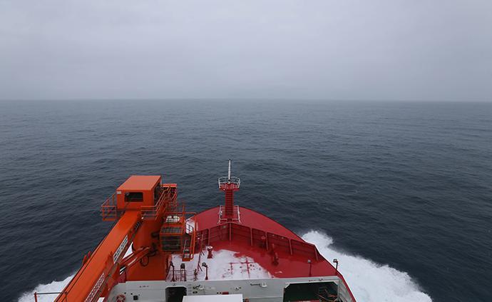 """""""雪龍2""""號極地科考船再赴南極抵達長城站"""