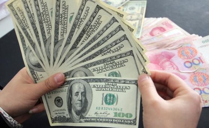 1月外匯儲備達31155億美元,環比增加76億美元