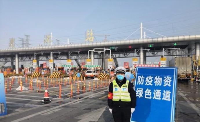 公安部:將做好道路交通保通保暢作為當前最緊迫的任務