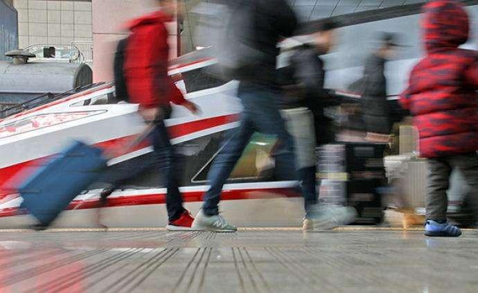 交通部:春運前27天發送旅客數較去年同期減少35%