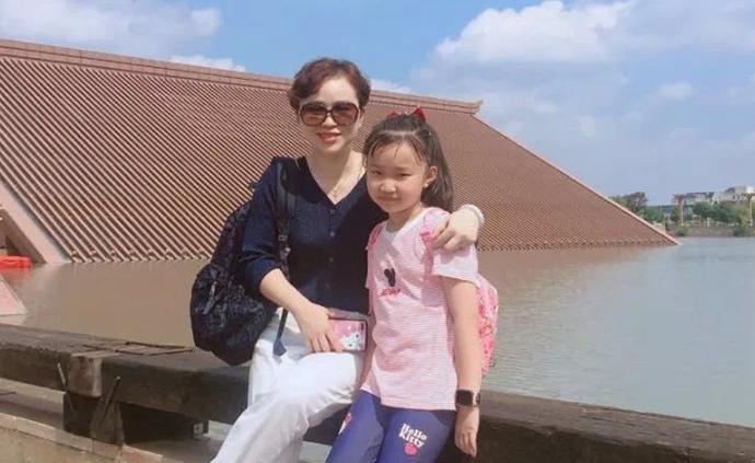 媽媽去武漢抗疫一線兩周了,上海小學生寫信告訴媽媽想她