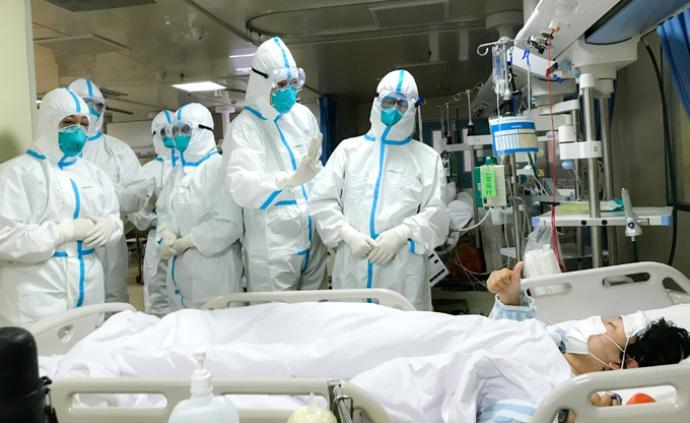 中國疾控中心:醫護人員離開病房不會攜帶病毒