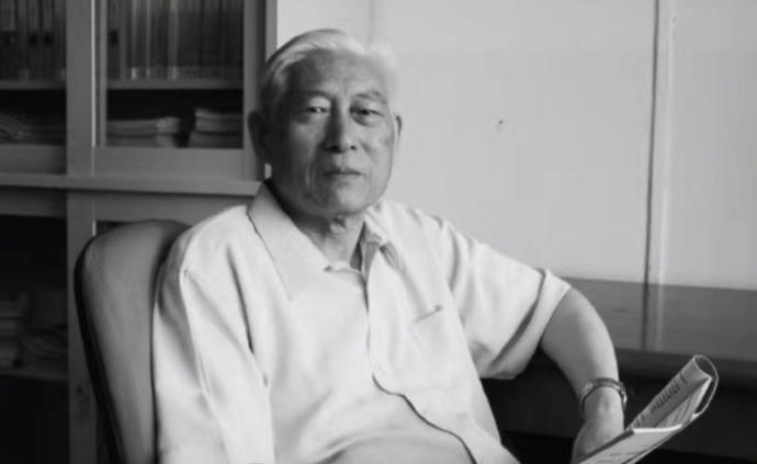 """著名周围血管疾病专家、""""国医大师""""称号获得者尚德俊去世"""