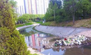 疲惫的河流:北京每天90万方污水直排入河,一些支流有恶臭