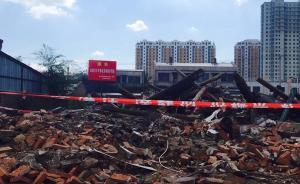 开国上将刘亚楼在哈尔滨旧居遭强拆,辽沈战役参谋部成废墟