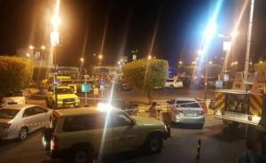 美国驻沙特吉达领事馆附近疑遭自杀式炸弹袭击,两警察受伤
