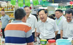 浙江省委书记上街慰问杭州市民,感谢理解支持G20峰会筹办