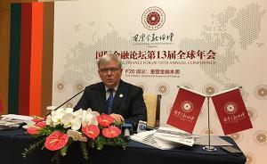 澳大利亚前总理陆克文:G20应重建平衡、可持续的经济增长