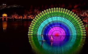 诗情画意只有在西湖上才匹配:光影魔术如何做出水墨画感觉