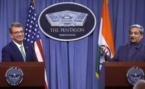 """美印军事协议或为未来战略提前布局,""""印太再平衡""""来了?"""