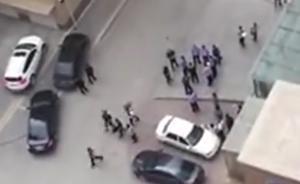 视频|辽宁营口1名押运员抢劫运钞车600万元,已被抓获
