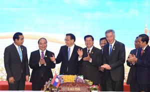 中国&东盟丨老挝力推各方重回南海谈判桌,中老铁路全面修建