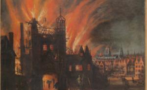 伦敦大火350周年:为什么英国人相信纵火者是天主教徒
