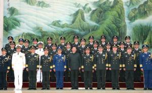 广大官兵学习习主席在中央军委联勤保障部队成立大会的训词