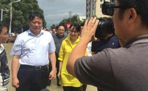 新任宁波市委书记唐一军检查指导抗台防汛工作,顾不上吃午饭