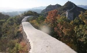 新华日报评辽宁野长城被抹平:不是修缮是毁容,令人痛之怒之