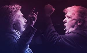美国大选|首场辩论谁赢了?美国精英和老百姓有不同看法