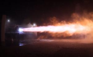 """马斯克的""""猛禽""""火箭发动机首次点火测试,开启火星计划"""
