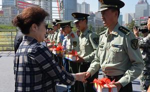 军人军属法律援助对象范围确定:非现役公勤人员按军人对待