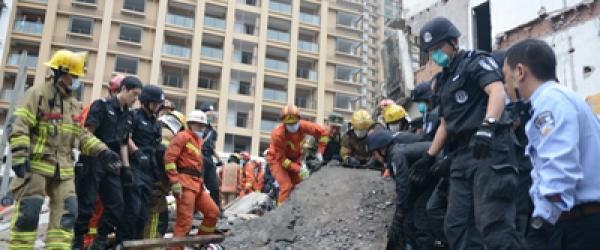 温州4间民房凌晨垮塌多人被埋,张高丽作出重要批示