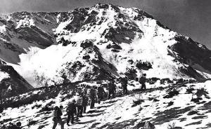 涨知识|红五军团37团为何三次翻越夹金山?