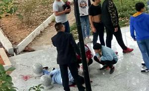 湖南高三生被同学打致脑功能衰竭:警方正调查,家人跪求证据