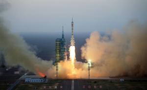习近平电贺神舟十一号发射成功,强调太空探索永无止境