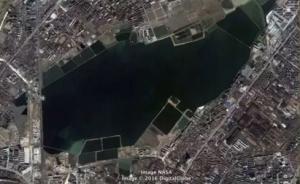 武汉60年近90处湖泊消失,新华社对比卫星图揭示填湖进程