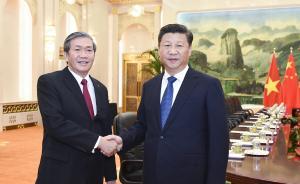 大外交|习近平会见越共中央书记处常务书记丁世兄