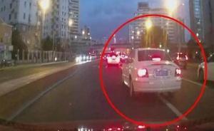 """上海市民实拍""""交通违法""""近3万起,违法变道最普遍占比过半"""