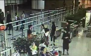 带超标行李过安检遇阻,一女子掌掴杭州机场安检员被拘7天