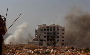 叙反对派无差别攻击平民区,联合国特使:或构成战争罪